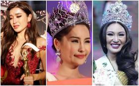 Những ngày gần đây, cứ mở mắt ra là chúng ta lại thấy có một Hoa hậu mới đăng quang...