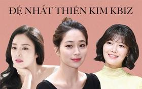 3 đệ nhất thiên kim của showbiz Hàn: Chênh lệch đẳng cấp khó tin từ nhan sắc, học vấn cho tới tình duyên