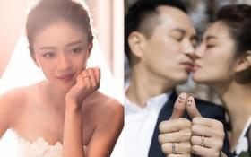 Trọn bộ ảnh cưới đẹp như mơ của An Dĩ Hiên và đại gia bất động sản Macau