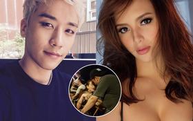 """Bắt gặp Seungri (Big Bang) thân mật với """"mỹ nữ nóng bỏng nhất Philippines"""" tại Bali"""