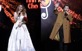 """Cùng """"gây bão"""" đầu năm, Mỹ Tâm và Sơn Tùng tiếp tục khiến khán giả """"sôi sục"""" khi hội ngộ trên sân khấu"""