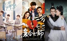 """Hè tháng 7 không thể buồn được nếu """"cày"""" ngay 5 bộ phim Hoa Ngữ cực hay này!"""