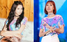 Pha đụng hàng rất lạ: Min bị chê mặc xấu, Yoona lại được khen là xinh ngất ngây