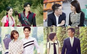 Không thể hiểu nổi lý do 5 cặp đôi màn ảnh Hoa Ngữ này lại có fan cuồng!