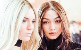 Không cần tranh cãi nhiều, đôi bạn thân Kendall Jenner & Gigi Hadid chính thức được thăng hạng siêu mẫu