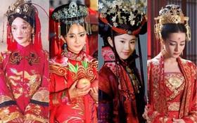 Ra mà xem 10 tân nương xinh đẹp nhất trên màn ảnh Hoa Ngữ!