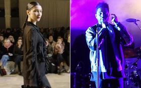 """Mặt-đối-mặt trên đường băng show H&M, Bella Hadid tiếp tục """"lơ đẹp"""" The Weeknd"""