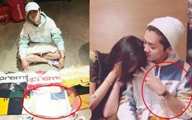 """Luhan từng nhờ fan """"vote"""" áo nào đẹp nhất trong ngày Valentine để mặc khi hẹn hò với Quan Hiểu Đồng"""