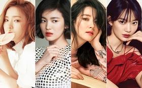 Đây là 10 sao nữ Hàn đình đám vướng ồn ào được đại gia chống lưng để lên đời sự nghiệp