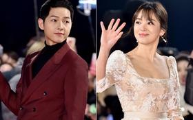 Song Joong Ki – Song Hye Kyo giành giải Cặp đôi đẹp nhất tại KBS Drama Awards 2016