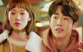 """""""Tiên Nữ Cử Tạ"""": Nam Joo Hyuk suýt """"thòng tim"""" khi bị """"gấu"""" phát hiện lén đi xem mắt"""