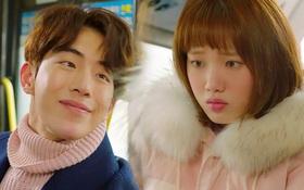 """""""Tiên Nữ Cử Tạ"""": Nam Joo Hyuk nguyện cạo đầu để bớt đẹp trai vì Lee Sung Kyung"""