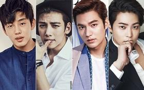 """Chuẩn bị khóc ròng vì 10 diễn viên Hàn này sẽ đồng loạt """"biến mất"""" trong 2 năm tới!"""