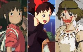 """10 đặc trưng điện ảnh ghi dấu ấn của """"cha đẻ"""" Ghibli Hayao Miyazaki"""