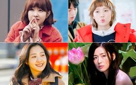 """Ai cũng xin """"quỳ"""" trước 10 chị đại có """"siêu năng lực"""" bá chủ phim Hàn"""