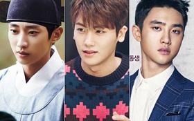 Trừ 9 cái tên này, idol Hàn đóng phim dở thật đấy!