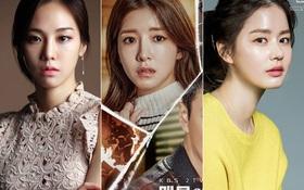 """Ba bóng hồng từng bị chàng diễn viên Joo Won """"đá"""" cùng lúc giờ ra sao?"""