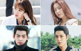 Đây là 15 cặp diễn viên Hàn khiến khán giả hoang mang vì quá giống nhau!