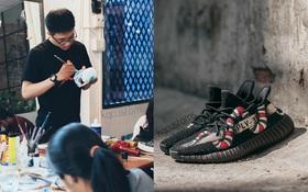 """Kiệt Quách - cậu bạn 9x tài năng chuyên """"thổi hồn"""" cho sneaker của giới trẻ Việt"""