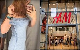 """H&M bị """"ném đá"""" vì khiến khách hàng cảm thấy quá béo do đánh size quần áo lung tung"""