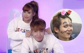 """Chẳng ngọt ngào lãng mạn, Khởi My vẫn quyết tâm """"dìm"""" Kelvin Khánh đến cùng trong ngày sinh nhật!"""