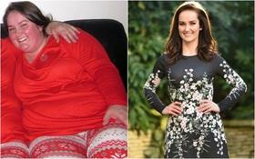 Vì tình yêu với bạn trai 11 năm, cô gái nặng 120kg đã giảm được 60kg chỉ trong vòng... hơn 1 năm
