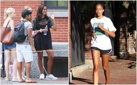 Con gái lớn nhà cựu Tổng thống Obama phản ứng gay gắt với người phụ nữ nằng nặc đòi chụp ảnh mình