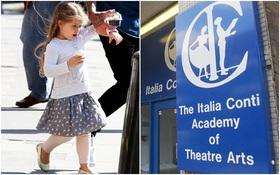 Bên trong ngôi trường sang chảnh chuyên đào tạo ngôi sao mà bé Harper Beckham đang theo học