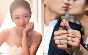 Sở hữu gia sản tỷ đô, bạn trai đại gia lại cầu hôn An Dĩ Hiên với nhẫn cưới làm từ... vỏ lon nước ngọt