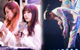 Văn hóa chào hỏi tiền bối trong showbiz Hàn: Một lời hỏi thăm, cúi chào giản đơn đã dần bị quên lãng?
