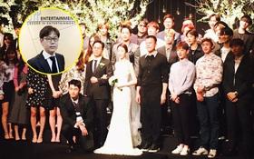 Vị CEO nhà JYP Entertainment là ai mà mời được cả binh đoàn sao khủng đến dự đám cưới?