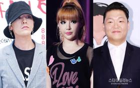 """Không chỉ mỗi T.O.P, loạt """"gà cưng"""" nhà YG cũng từng vướng scandal chấn động vì sử dụng thuốc cấm"""