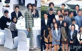 """Đám cưới siêu khủng của diễn viên """"Vườn sao băng"""": Hội bạn thân tài tử, mỹ nhân hội tụ, thiếu Song Joong Ki"""