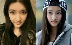 """Bất ngờ nhận ra: Bạn gái cũ """"trong truyền thuyết"""" và người yêu mới của Luhan muôn phần giống nhau"""