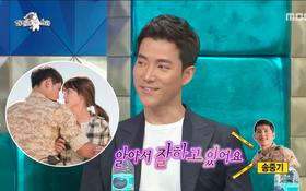 """Diễn viên """"Hậu duệ mặt trời"""" tiết lộ: Song Joong Ki từng ám chỉ chuyện hẹn hò nhưng không ai nhận ra?"""