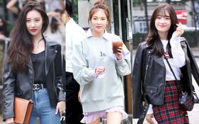 2 ứng cử viên nữ hoàng sexy Hyuna và Sunmi đối lập, dàn cựu thành viên I.O.I hội ngộ
