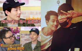 """Lee Kwang Soo khoe khoang về độ nổi tiếng và bị đàn anh Jo In Sung """"bóc mẽ"""" như thế này đây!"""