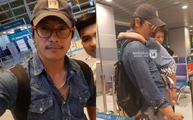 Độc quyền: Tài tử đình đám thế giới Lee Byung Hun bất ngờ đưa vợ và con trai du lịch Đà Nẵng