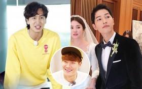 """Lee Kwang Soo bức xúc kể chuyện bị Kim Jong Kook lừa đến phim trường chỉ để """"mua vui"""" cho Song Joong Ki"""