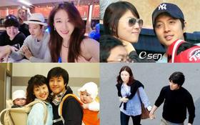 Danh sách bạn gái toàn mỹ nhân chân dài của tài tử đào hoa Lee Dong Gun
