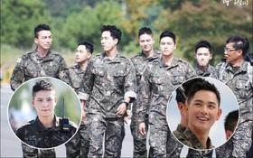 """Biệt đội mỹ nam hàng đầu xứ Hàn trong quân ngũ thành hiện tượng vì đẹp hơn cả """"Hậu duệ mặt trời"""""""