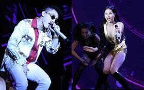 """Clip: Đông Nhi khoe vũ đạo """"đốt mắt"""" khán giả, Sơn Tùng M-TP xuất hiện với diện mạo mới"""