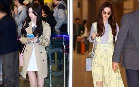 """Đây là cách Seohyun (SNSD) """"đánh bật"""" mỹ nhân thế hệ mới trong cuộc chiến nhan sắc"""