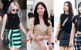 Cuộc chiến nhan sắc sân bay: SNSD có đủ sức đánh bại được chân dài đình đám Seolhyun (AOA)?