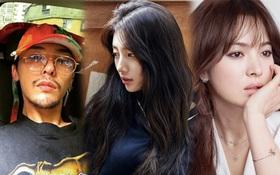 Suzy, G-Dragon cùng loạt sao Hàn đăng ảnh tưởng nhớ 3 năm sau thảm kịch chìm phà Sewol