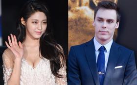 Cháu trai Hoàng tử Monaco ngưỡng mộ, khen mỹ nhân Hàn Seolhyun đẹp nhất thế giới