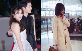 Các nữ thần sắc đẹp Hàn Quốc rủ nhau cắt tóc ngắn hết rồi, và giờ đến lượt Song Hye Kyo!