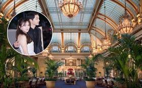 Hé lộ toàn bộ địa điểm tuyệt đẹp Song Joong Ki và Song Hye Kyo chọn để chụp bộ ảnh cưới thế kỷ