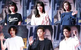 """Sự kiện tề tựu binh đoàn trai xinh gái đẹp hot nhất xứ Hàn: Nhan sắc kém nổi bỗng """"lên hương"""""""