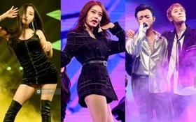 """T-ara khiến fan """"bỏng mắt"""" vì quá sexy, Teen Top cùng Soobin hát """"Phía sau một cô gái"""" bằng tiếng Việt"""